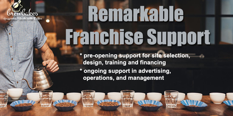 coffee shop franchise