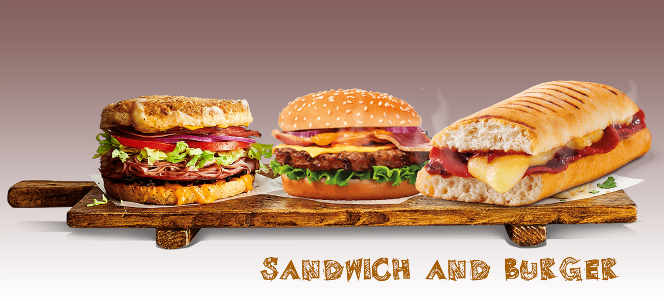 Sandwich-and-Burger